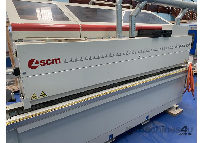 Make an Offer for Used SCM Olimpic K400 edgebander
