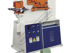 IW-45M Hydraulic Punch & Shear 45 Tonne Includes 6 Sets of Round Punches & Dies - picture0' - Click to enlarge