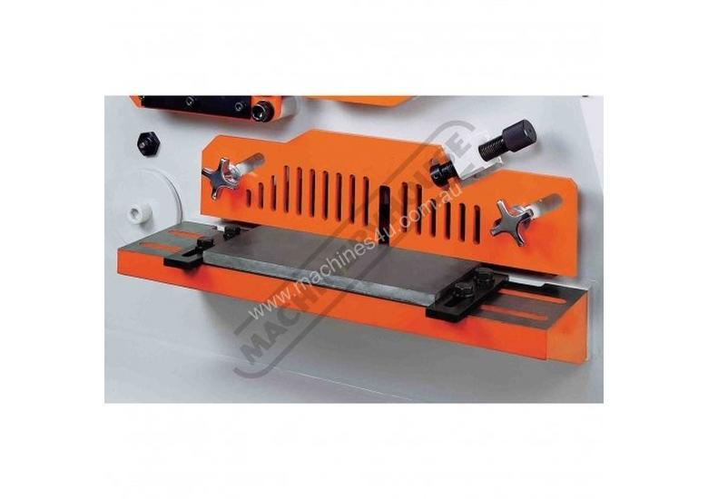 IW-45M Hydraulic Punch & Shear 45 Tonne Includes 6 Sets of Round Punches & Dies