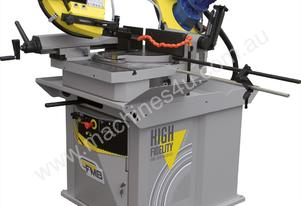 Manual Swivel Head Bandsaw 240x270mm (HxW)