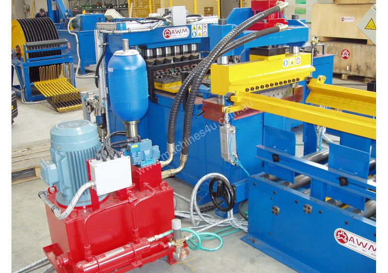 AWM Special Mesh Welding Machine