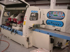 6 HEAD 4 SIDE PLANER MOULDER - picture0' - Click to enlarge