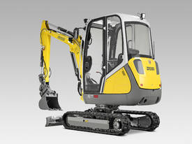 Wacker Neuson ET 18VDS Excavator - Vertical Digging System - picture4' - Click to enlarge