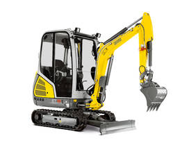 Wacker Neuson ET 18VDS Excavator - Vertical Digging System - picture5' - Click to enlarge