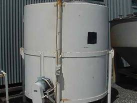 Cone Bottom Side Agitator Tanks and Silos - picture0' - Click to enlarge