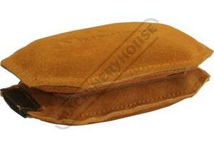 RTSB-100 Rectangle Leather Bag - Steel Shot Filled Thick Grain Leather Bag for Extended Life 150 x 1