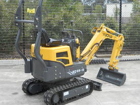 New Yuchai YC08-8 1 ton Mini Excavator - picture3' - Click to enlarge