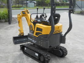 New Yuchai YC08-8 1 ton Mini Excavator - picture4' - Click to enlarge