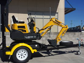 New Yuchai YC08-8 1 ton Mini Excavator - picture16' - Click to enlarge