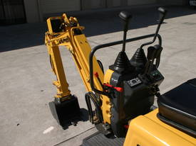 New Yuchai YC08-8 1 ton Mini Excavator - picture11' - Click to enlarge