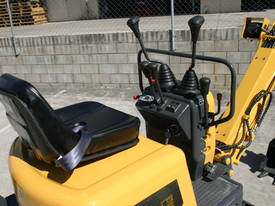 New Yuchai YC08-8 1 ton Mini Excavator - picture13' - Click to enlarge