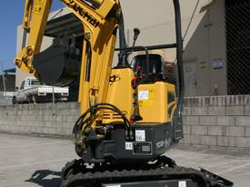 New Yuchai YC08-8 1 ton Mini Excavator - picture5' - Click to enlarge