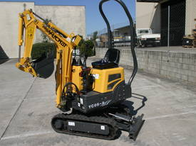 New Yuchai YC08-8 1 ton Mini Excavator - picture6' - Click to enlarge