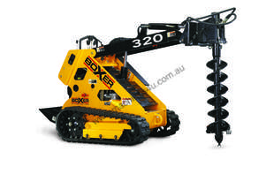 MINI LOADER AUGER DRIVE FOR HIRE
