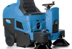 Fimap FS700/800 Ride on Sweepers