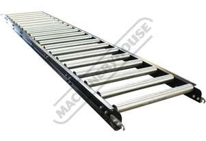 RC-600 Roller Conveyor 600 x 3000mm Ø50mm Rollers