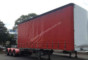 2002 Freighter 34 Pallet B-Double Curtainsider
