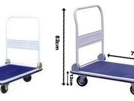 PF002 Small Wheel Platform Trolley - picture0' - Click to enlarge