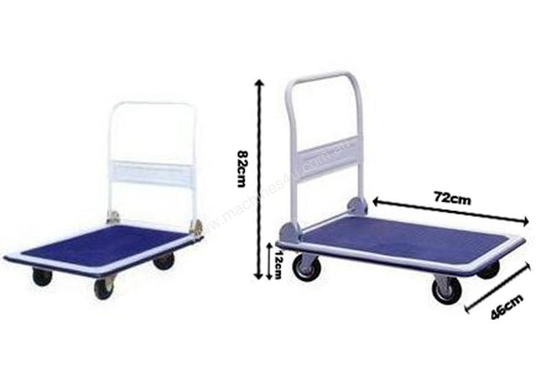 PF002 Small Wheel Platform Trolley