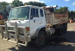 1987 HINO GS221 TIPPER DISMANTLING