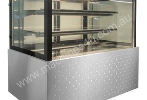 F.E.D. SG120FE-2XB Belleview Heated Food Display - 1200mm