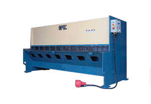 EPIC 3070 x 4.0mm Over Driven Individual Clamp Hydraulic Guillotine