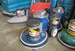 Pac Vac Polypro 400 Commercial Floor Polisher
