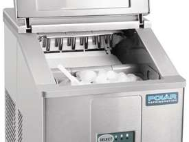 Polar G620-A - 17kg Manual Fill Ice Maker - picture2' - Click to enlarge