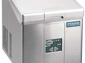 Polar G620-A - 17kg Manual Fill Ice Maker - picture4' - Click to enlarge