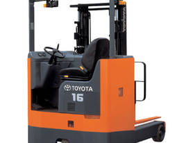 V1.0 - 2.0 Tonne 6-Series 3-Wheel Sit Down Reach  - picture0' - Click to enlarge