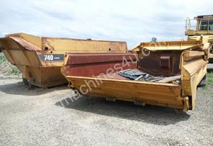 Caterpillar 740 Ejector Body & Tailgate Group