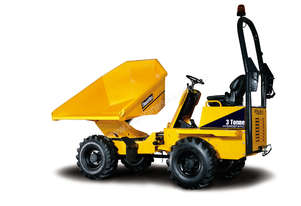 Thwaites 3T Powerswivel Hydrostatic