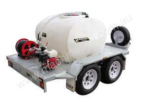 Welding Solutions FIRE FIGHTING TRAILER 1000 L