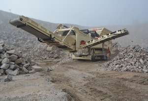 M515 Heavy Duty Rock Trommel