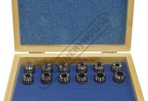 C850 ER20 Collet Set - 12 Piece Collet Range Ø1 - Ø13mm