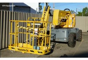 Haulotte HA 120 PX (Unit 0225) Knuckle Boom Lift
