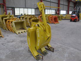 2017 SEC 12ton Mechanical Grapple PC120 - picture0' - Click to enlarge