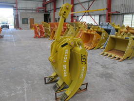 2017 SEC 12ton Mechanical Grapple PC120 - picture9' - Click to enlarge