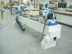 OMGA TR2B  - ALU Twin Mitre Saw (CE Version) - picture3' - Click to enlarge