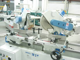 OMGA TR2B  - ALU Twin Mitre Saw (CE Version) - picture4' - Click to enlarge