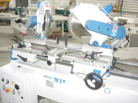 OMGA TR2B  - ALU Twin Mitre Saw (CE Version) - picture8' - Click to enlarge