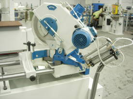 OMGA TR2B  - ALU Twin Mitre Saw (CE Version) - picture11' - Click to enlarge