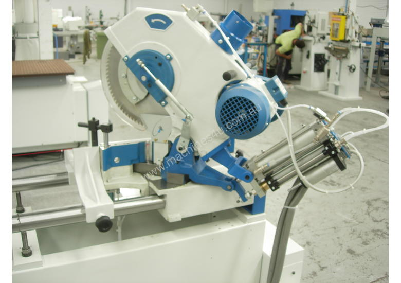 OMGA TR2B  - ALU Twin Mitre Saw (CE Version)