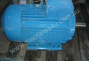 WESTERN ELECTRIC 20HP 3 PHASE ELECTRIC MOTOR/ 1460