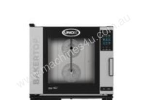 Unox Bakertop Mind.Maps Plus Gas 6 Tray Combi Oven