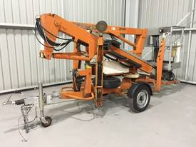 2005 Nifty 120T Electric/Petrol Boom Lift