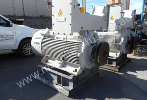 HV INDUCTION MOTOR ABB 375 KW HXR 400L J6