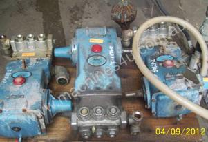 Caterpillar CAT 3535 TRIPLEX PUMPS
