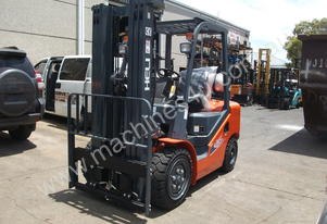 2016 HELI CPQYD30 Counterbalance forklift