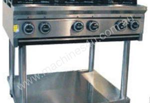 CE2 BT300 2 Burner Cook Top + stand & shelf under